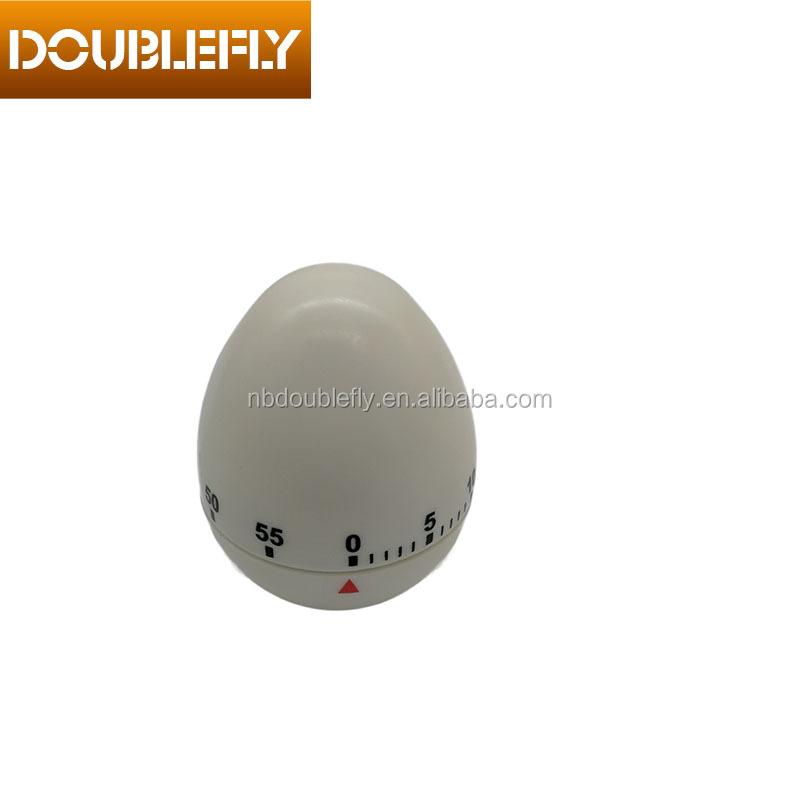 Newest Design Egg Shape Kitchen Mechanical Timer