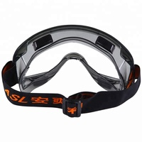 ASL basketball safety goggles With Elastic Band