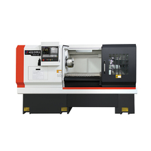 CK6150 High Quality Flat Bed Mini CNC Lathe Sales