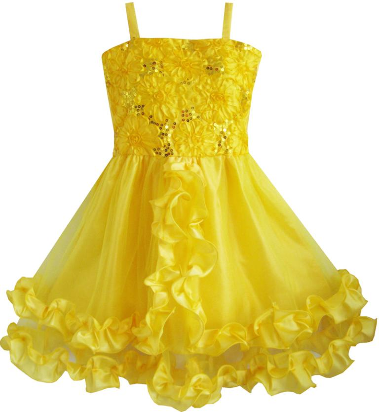 Wedding Dress Sequins Turned Yellow 14
