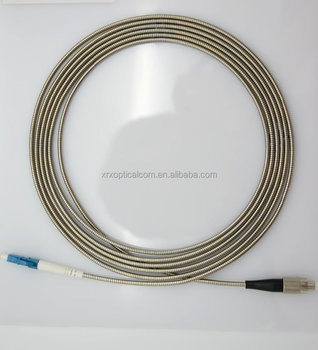 Armored LC/UPC-FC/PC Out Door SM 2.0mm Fiber Optic Cable & Armored Lc/upc-fc/pc Out Door Sm 2.0mm Fiber Optic Cable - Buy Fiber ...