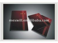 Perfect bound Brochure Printing service
