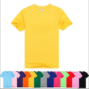 wholesale 100% cotton blank T shirt