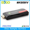 Hot Sale 2015 MK809IV 4K satellite receiver RK3188 Quad Core 2g 8g SPIDF remote control Android HDMI TV Stick