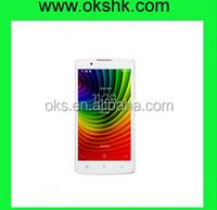 Original unlocked Lenovo A2580 mobile phone 4G 3G CDMA GSM Dual SIM Android 4.5
