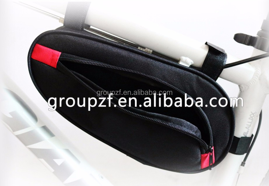 Professional production great quality mountain seat front handlebar bike bag
