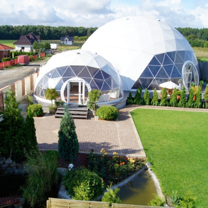 Diameter 5m 10m 15m 20m 25m 30m large dome tent for party wedding event