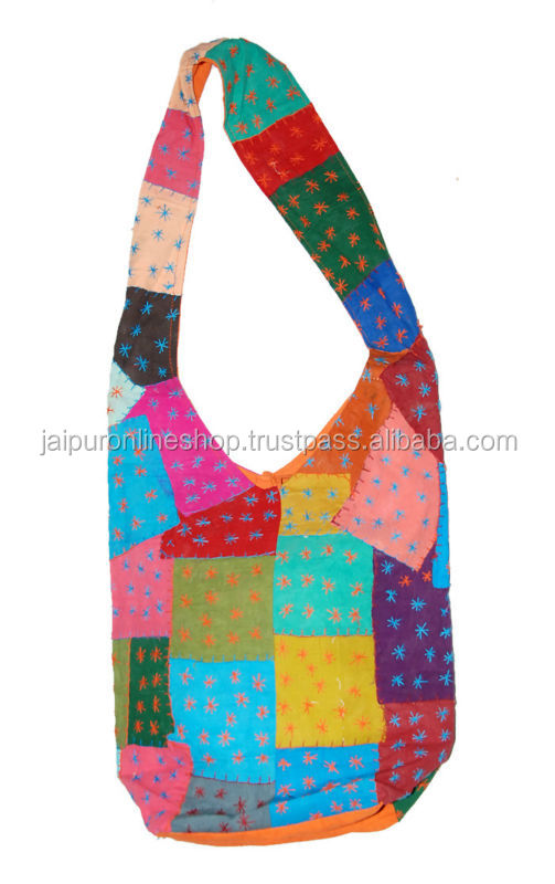 Traditional Jaipuri Handbags For Girls Side Bags Jhola Bags - Buy ...