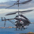 Hot Newest 2 4G Hawk 3CH RC Helicopter with Camera Gyro Udic U13A LED RC toy