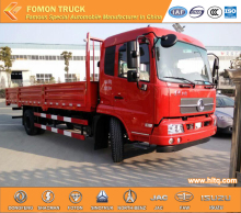 Dongfeng Tianjin 4X2 190hp 6000mm long cargo van lorry truck delivery van