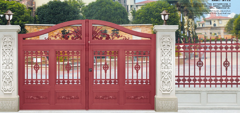 Flexible Design Ornamental Fence Gate Buy Fence Gate