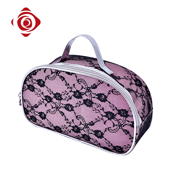 China wholesale pu leather personalized cosmetic bags