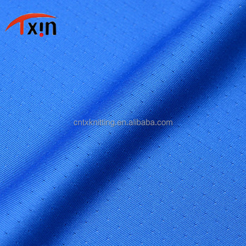 breathable clothing material sportswear athletic wicking jersey fabrics used for activewear