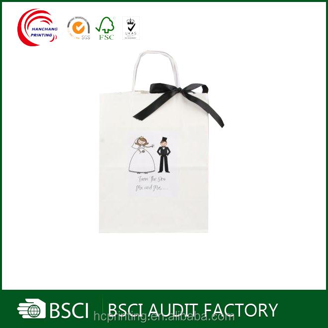 安いカスタムインドの結婚式のパーソナライズギフトバッグ 包装袋 製品id japanese