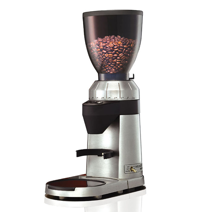 High Quality Coffee Grinder Coffee Machine Aluminum New ...