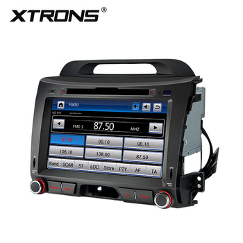 Xtrons 8 Wince 6 0 Car Audio System For Kia Sportage With Gps