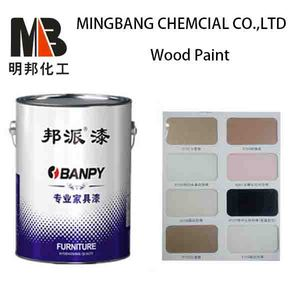 PU color wood clear top coat varnish