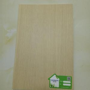 4x8x6mm white oak Veneers faced plywood first class