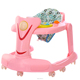 New model high quality round rolling baby walker