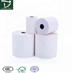 Custom Pre Printed POS ATM Machine Rolls Thermal Paper