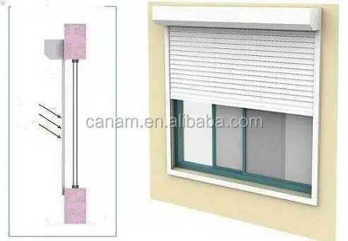 Hot Sale garage roller shutter doors from china