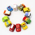 12Pcs Lot Hot wheels Ambulance Police Cars Crane For Boys Mini Kids For Children Scale Models