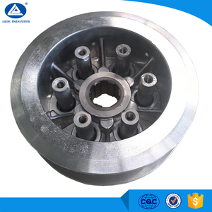 Wholesale Zongshen Tricycle Spare Parts 250cc Clutch Assembly SS200