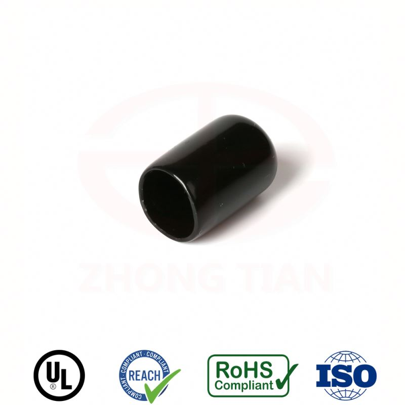 RoHS UL Free samples battery vinyl end cap