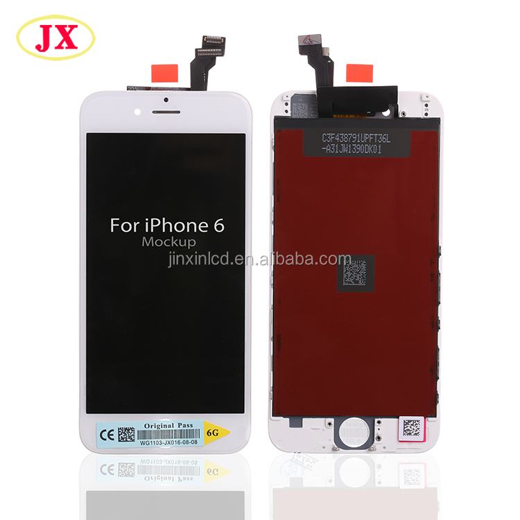 Smart Phone Replacement LCD Screen For iphone 6 lcd, for Iphones 6 lcd and touch screen assembly