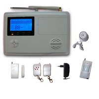 wireless home alarm security system in construction & real estate