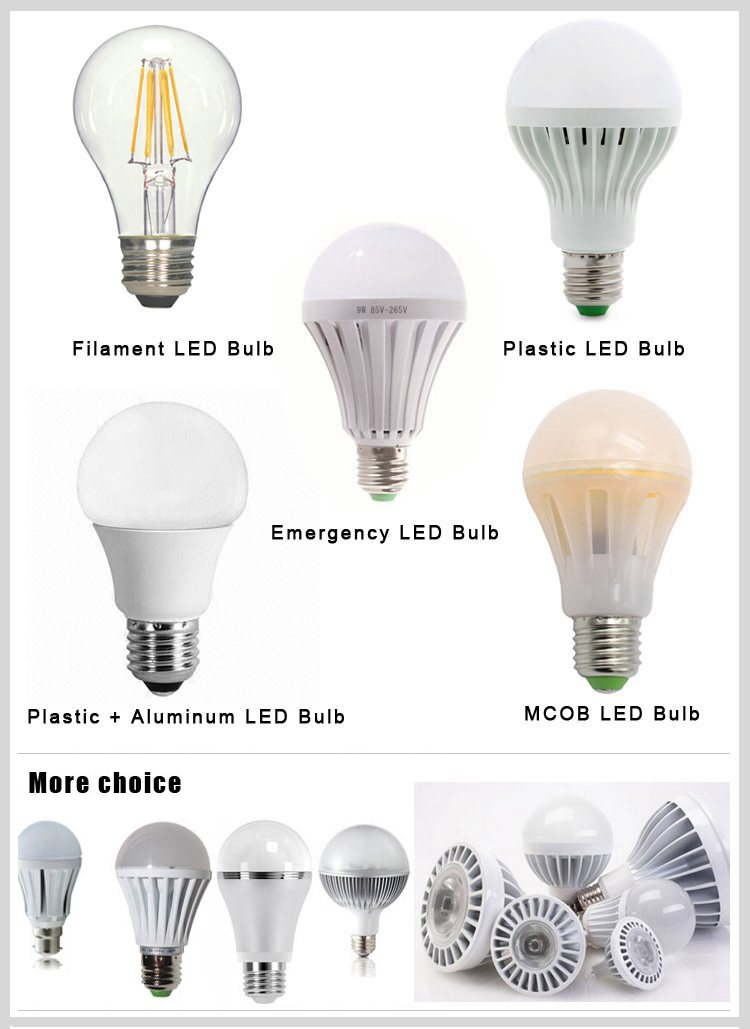 Special Design Led Bulb Super Brightness E27 Light Bright Style Energy Saving 7w Lighting Strong Production St64+led+bulb Gourd