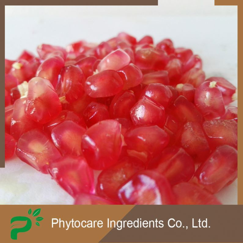 Factory price health product punicic acid pomegranate fruit dried powder