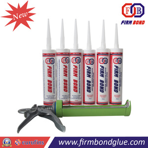 300ml One Component Silicone Sealant Bonding
