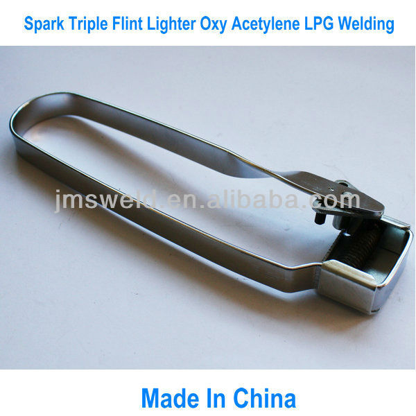 TRIPLE FLINT LIGHTER FOR WELDING-1 LIGHTER