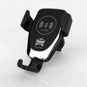 Car Long Distance Newest 10W Qi Universal wireless car charger for iPhone , for Samsung