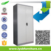 KD Grey colour 2 door iron storage cabinets