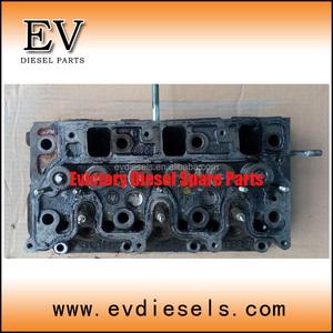 head, cylinder 3KC1 3KR1 3LB1 cylinder head - Excavator engine parts
