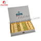 Food grade cardboard box packaging for baklava