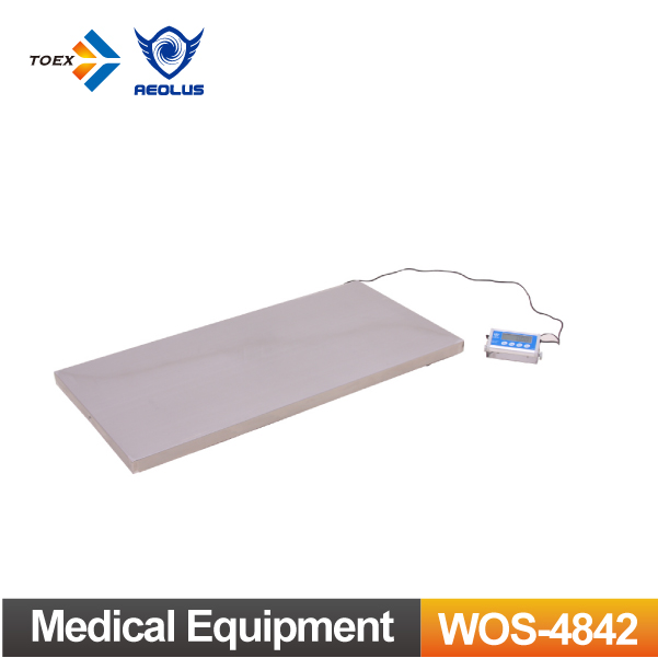 Wos-4824 Vet Equipment Walk On Scale Electric Weighing Scales For ...
