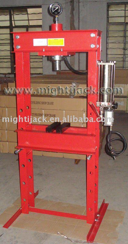30 tonnellate di aria manuale pressa idraulica negozio for Pressa idraulica manuale