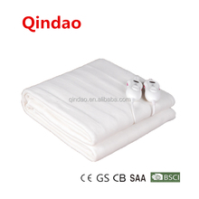 Polyester Home Appliances Electric Home Heater Electric Blanket Bed Warmer 220V CE/GS/CB/ROHS