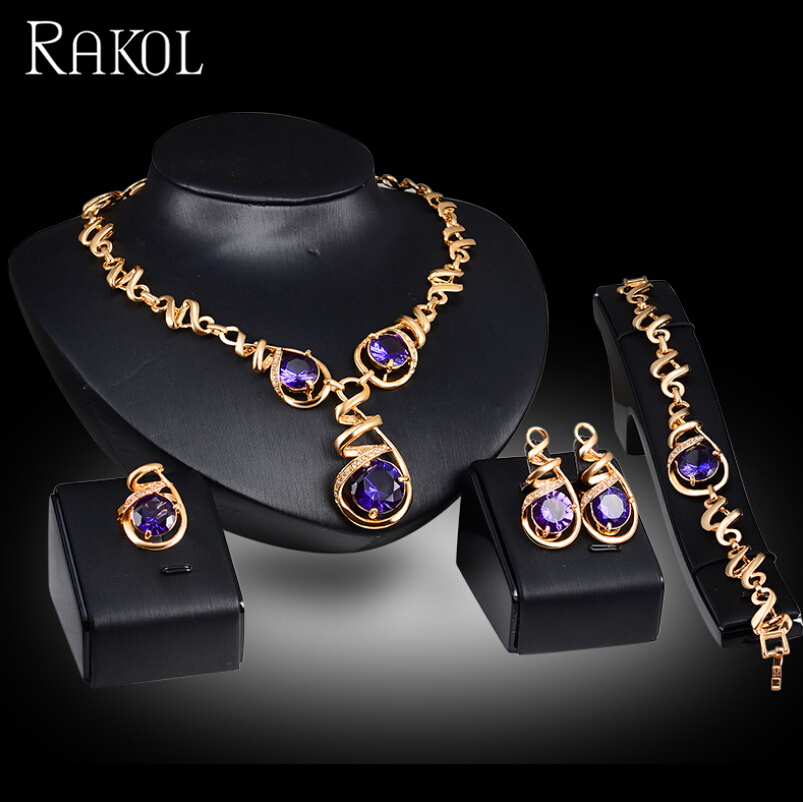9898959f3b9d0 China Crystals Gold Jewelry, China Crystals Gold Jewelry ...