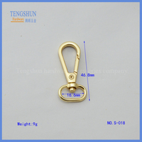 manufacture zinc Alloy buckle for lady's handbag wholesale make in China