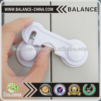Plastic remote baby safety cabinet lock