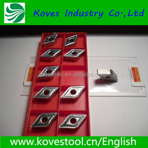Wholesale coarse cemented carbide indexable insert DNMG 150608-QM manufacturer machinery insert
