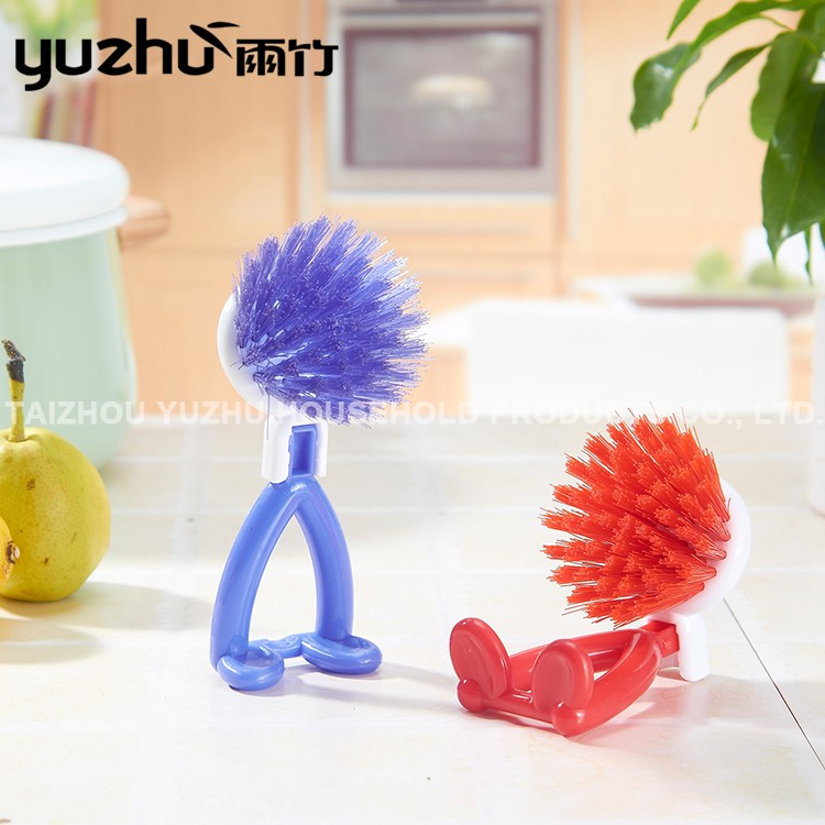 High Quality Durable Using Various Suspension Kitchen Cleaning Brush