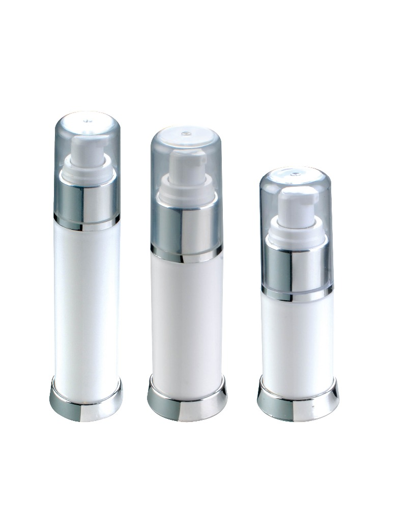 30ml 100ml plastic spray pump airless bottle cosmetic perfume bottle