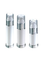 30ml 100ml plastic spray pump airless bottle cosmetic perfume bottle