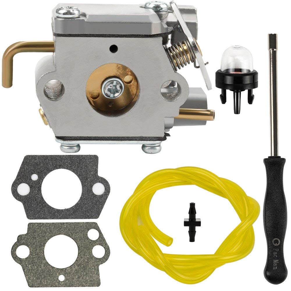 Get Quotations · Dalom BL100 Carburetor + Carb Adjustment Tool for MTD  791-182875 Bolens BL150 BL100 BL250
