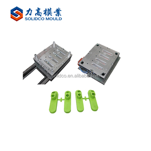 2018 New Design Plastic Injection Floor Wiper Broom Mould